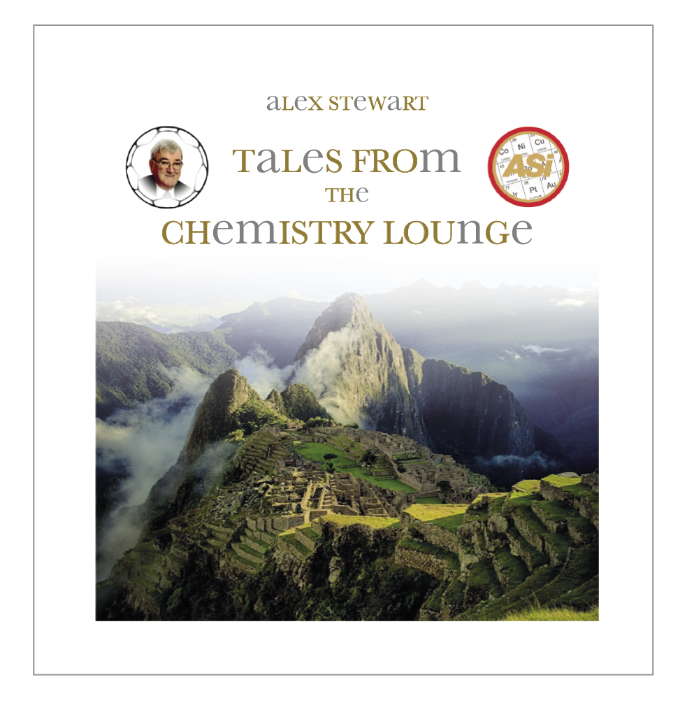 Tales From the Chemistry Lounge